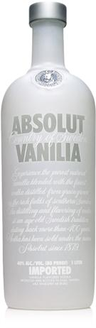 Absolut Vodka Vanilia